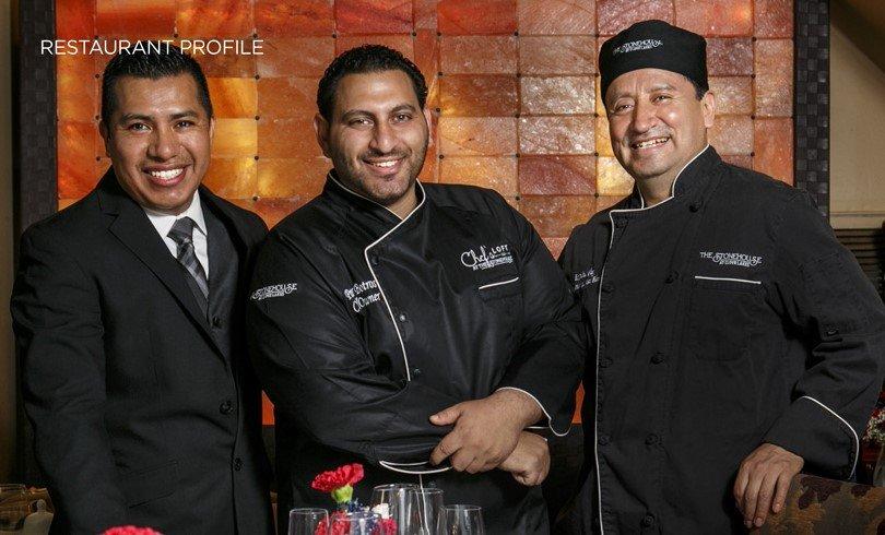 Rock Solid Restaurant Profile: Chef's Loft
