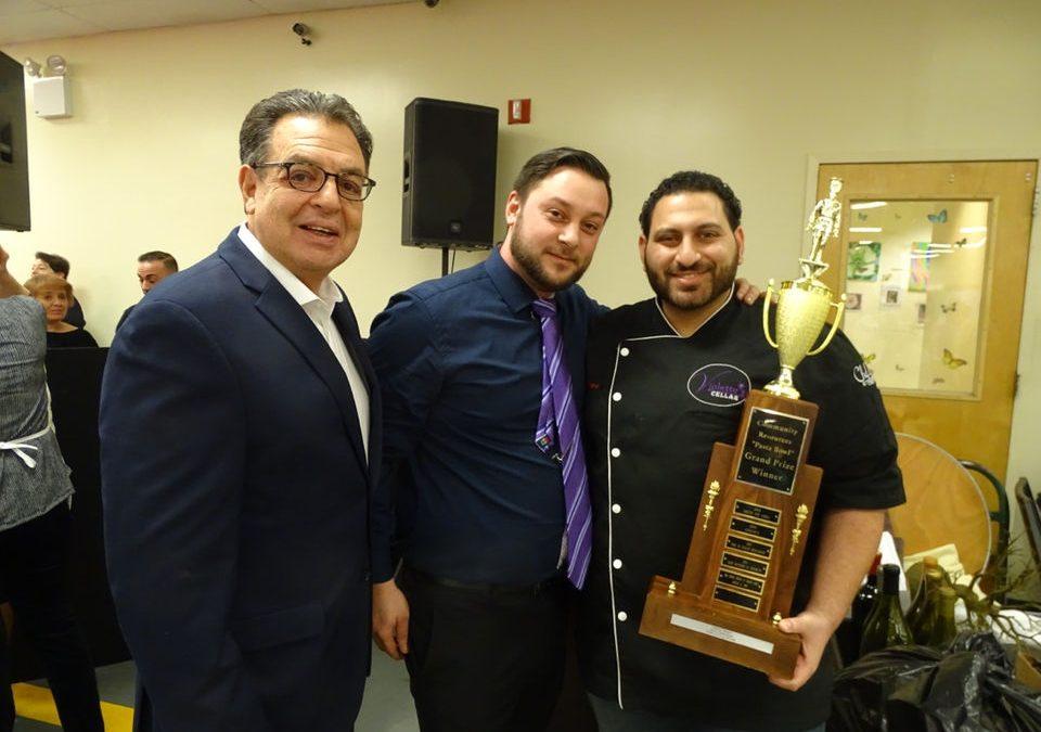 Staten Island Record-Breaking Pasta Bowl 2018 Winner: Peter Botros
